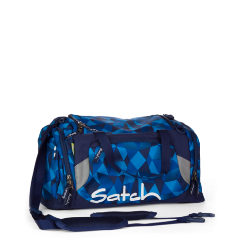 Satch-Sporttasche Blue Crush Blau Polygon